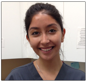 Aracely, Medical Assistant