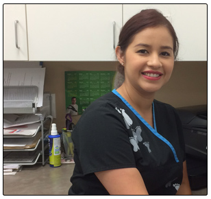 Alma, Medical Assistant