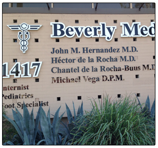 West Beverly Podiatry Group